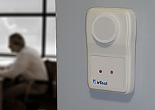 Industry's first battery powered wifi CO2 sensor